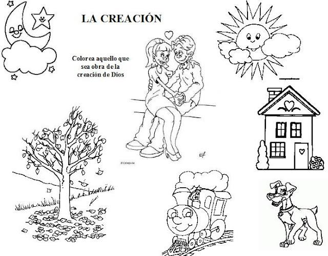 La Catequesis: Recursos Catequesis La Creación