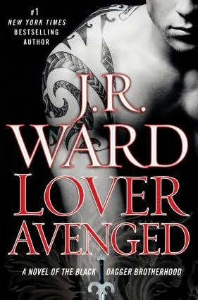 Summerstead's Reading List: Black Dagger Brotherhood: Lover Enshrined (Book 6)