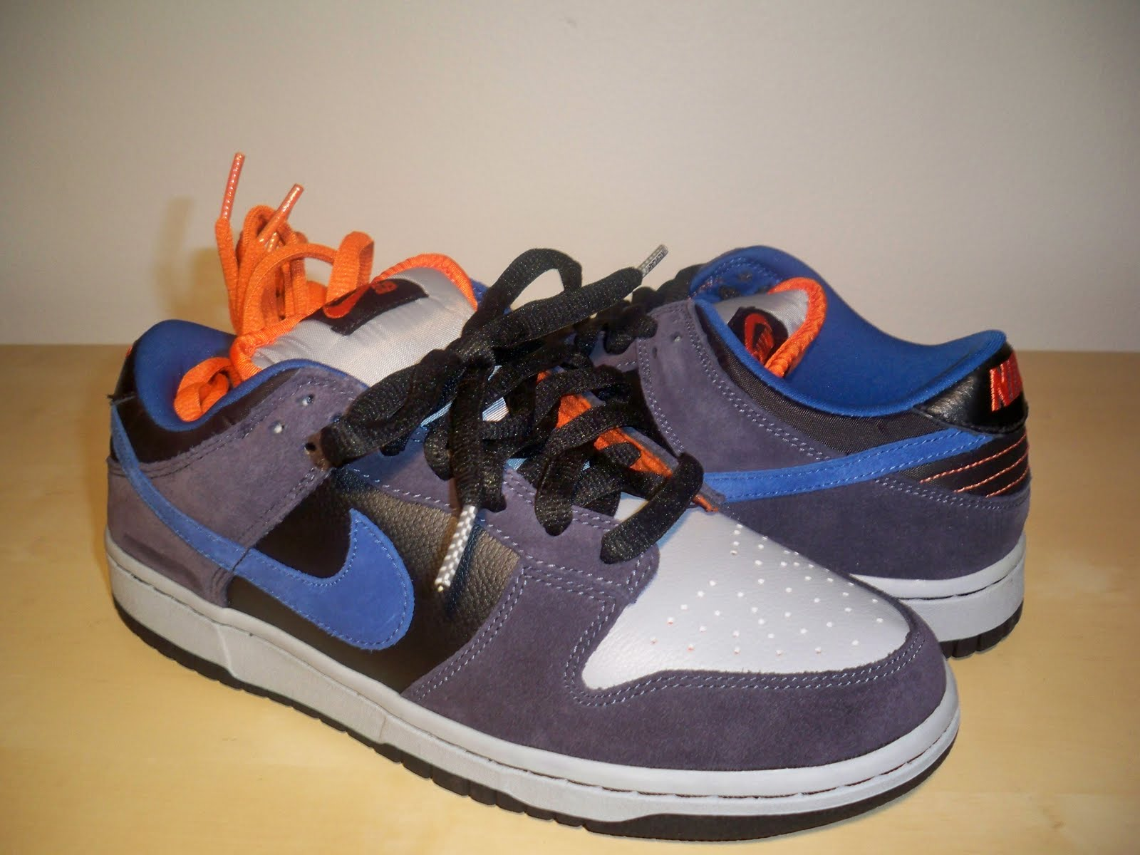 detailed look 22f02 4dcaf ... Nike Dunk Low SB ...