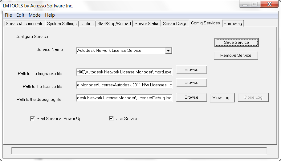 FlexNET Publisher - A License to Network (Part 3) - Setting