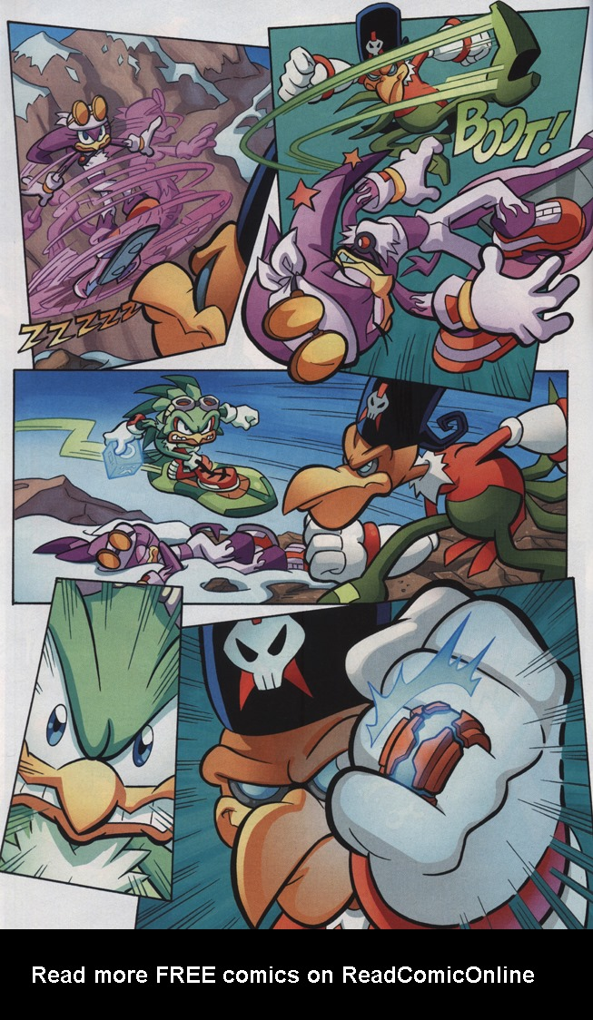 Read online Sonic Universe comic -  Issue #34 - 22