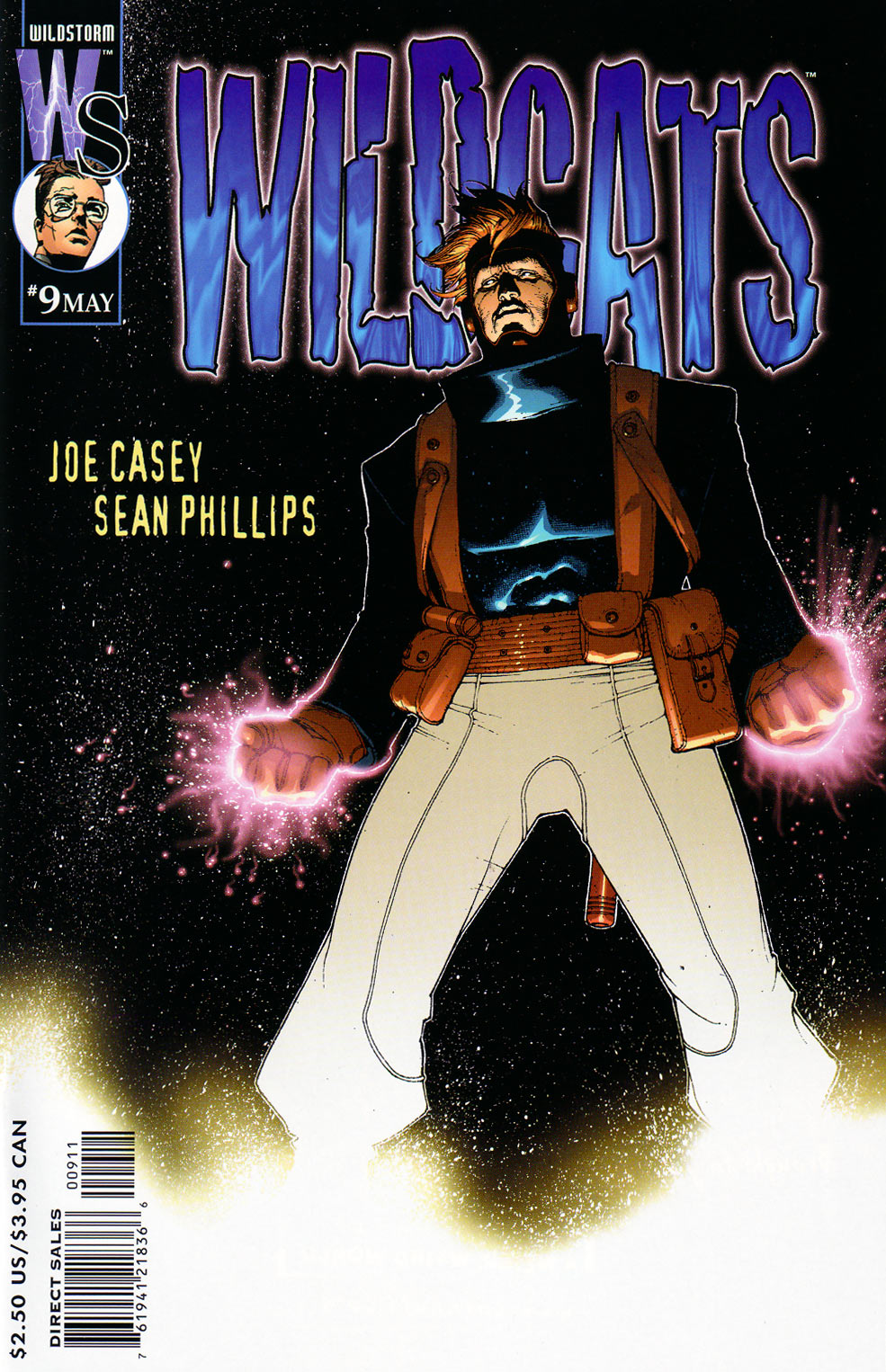 Wildcats (1999) Issue #9 #10 - English 1