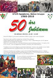 Bülow gruppe´s 50 års jubilæum: Bülow Gruppe 50 års jubilæum