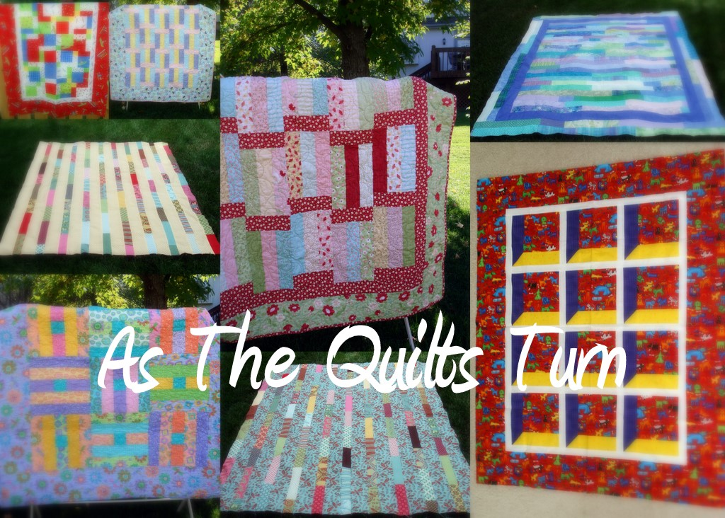 As The Quilts Turn