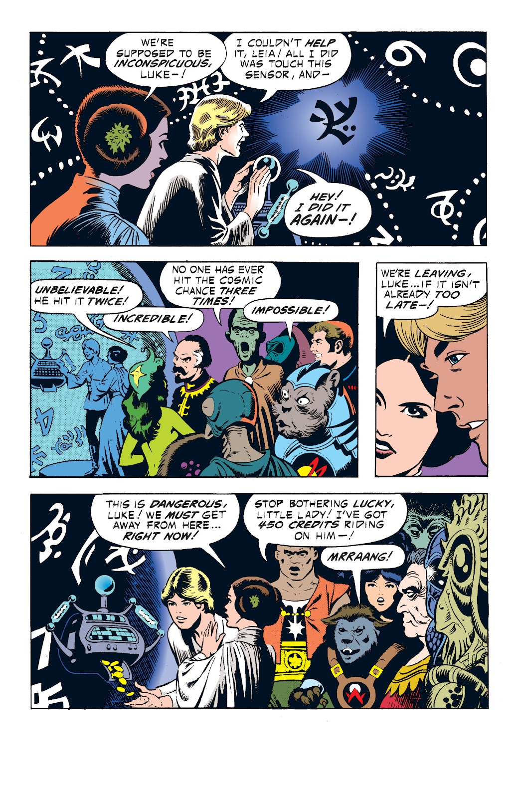 Read online Star Wars Legends: The Newspaper Strips - Epic Collection comic -  Issue # TPB (Part 1) - 47