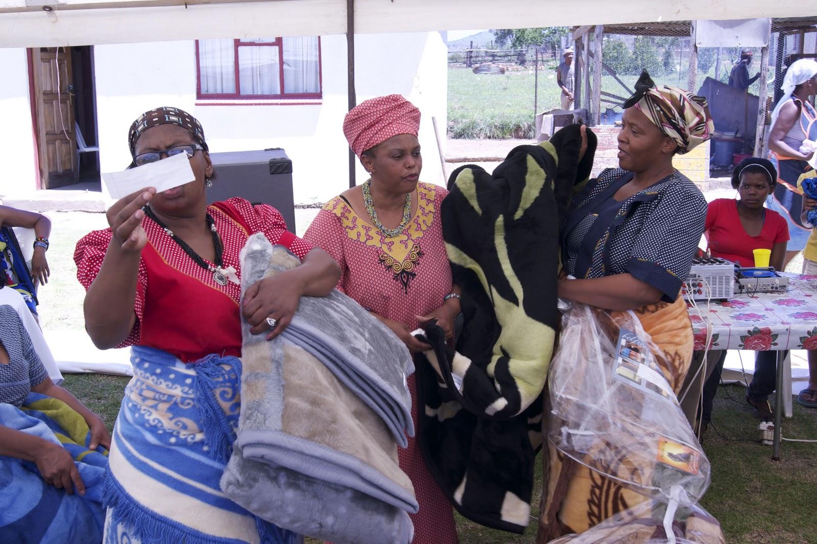 Sesotho Traditional Dress Designs
