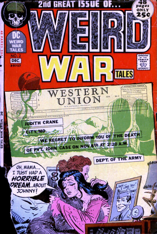 Weird War Tales (1971) issue 2 - Page 1
