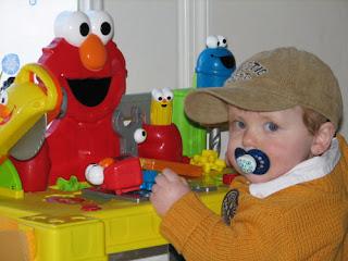 Sesame Street Toys Elmo World Toy July 2010
