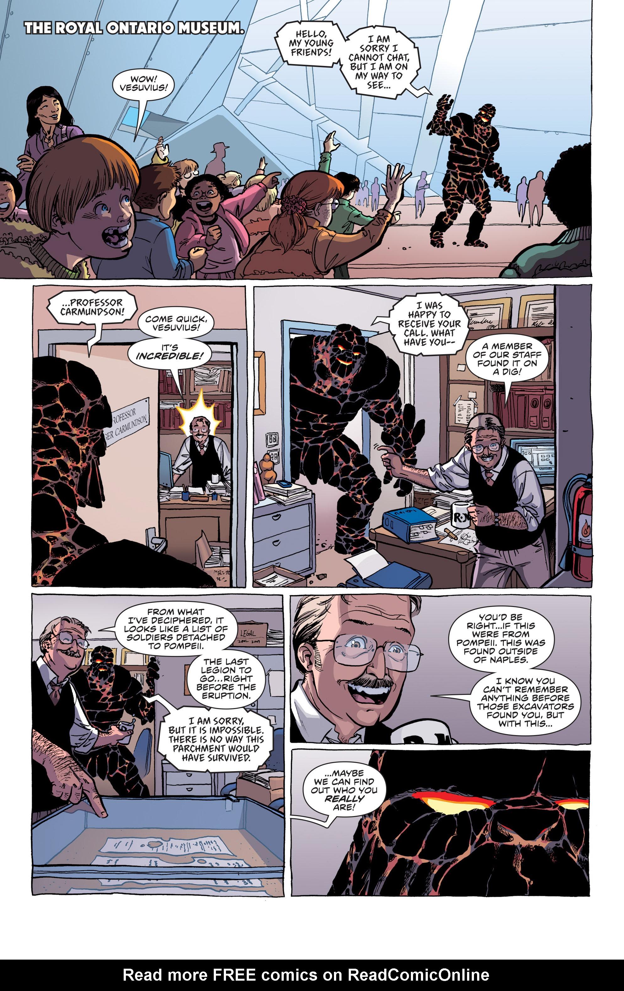 Read online Secret Identities comic -  Issue #1 - 21