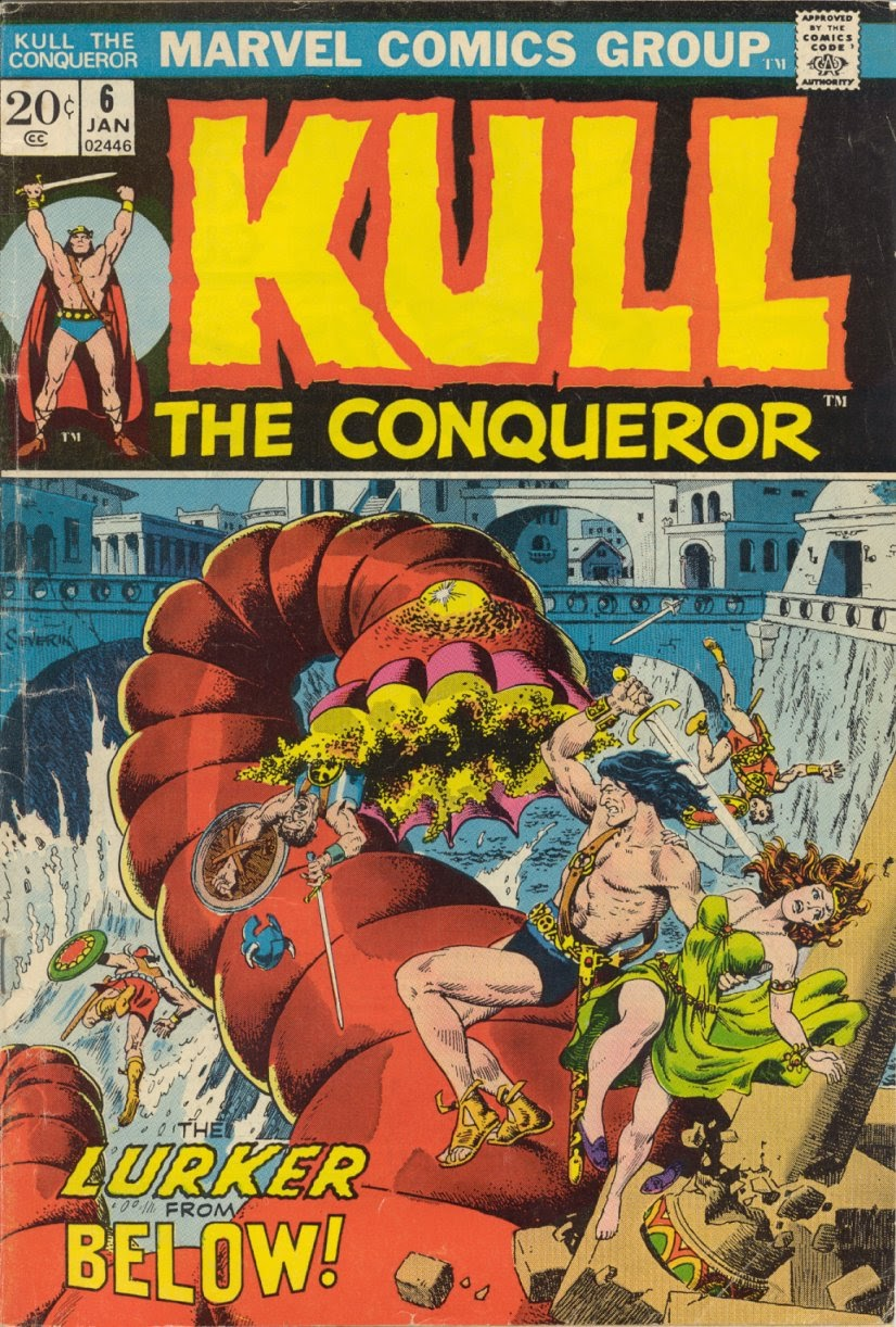 Kull, the Conqueror (1971) issue 6 - Page 1