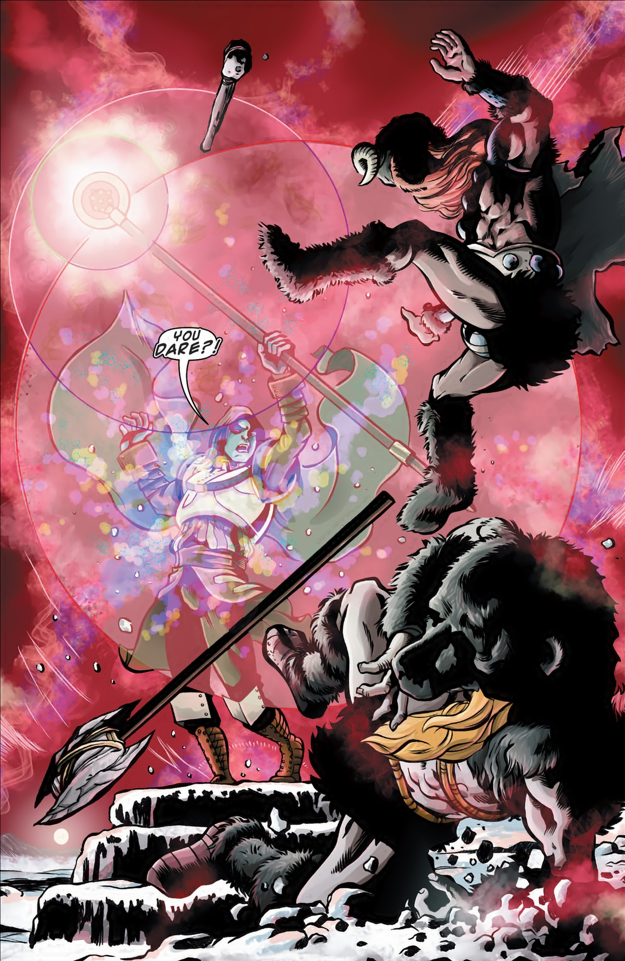 Read online KISS (2012) comic -  Issue #3 - 5
