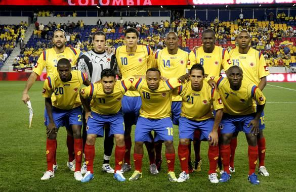 Seleccion Colombia: Examples Of Sports Teams That Are Not Ethnically