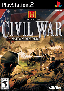 The History Channel: Civil War A Nation Divided (PS2) 2006