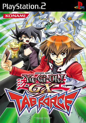 Download Game YU-GI-OH GX : Tag Force Evolution (PS2