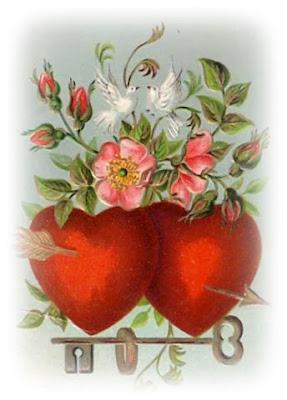 Mis galgas, yo y the ruby slippers: Happy Valentine's day!