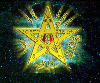 Esoterismo: El Pentagrammaton o Tetragrammaton