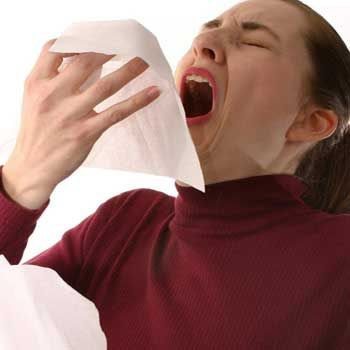 Covering Mouth When Coughing 100
