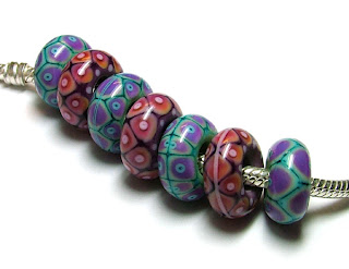 Big Hole Lampwork Beads For Pandora Bracelets