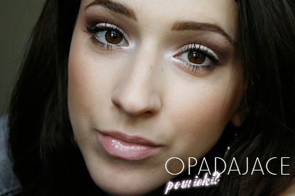 Alina Rose Blog Kosmetyczny Opadające Powieki Makijaż Co I Jak