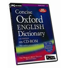 قاموس أكسفورد Oxford Dictionary