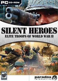 Free download game : Silent Heroes - Elite Troops of WWII