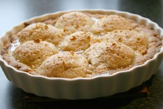 Pæretærte - nem og lækker opskrift