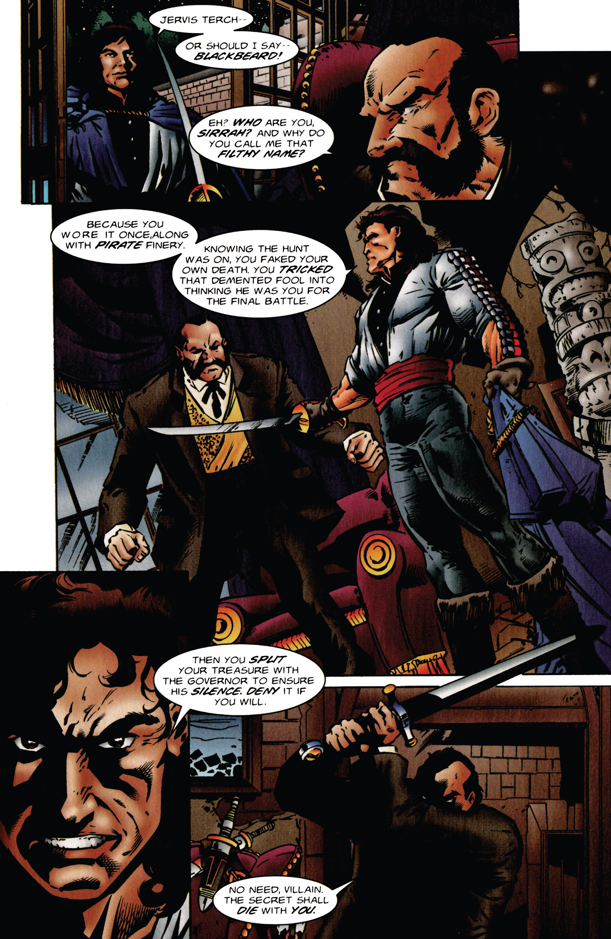 Read online Eternal Warrior (1992) comic -  Issue #46 - 4
