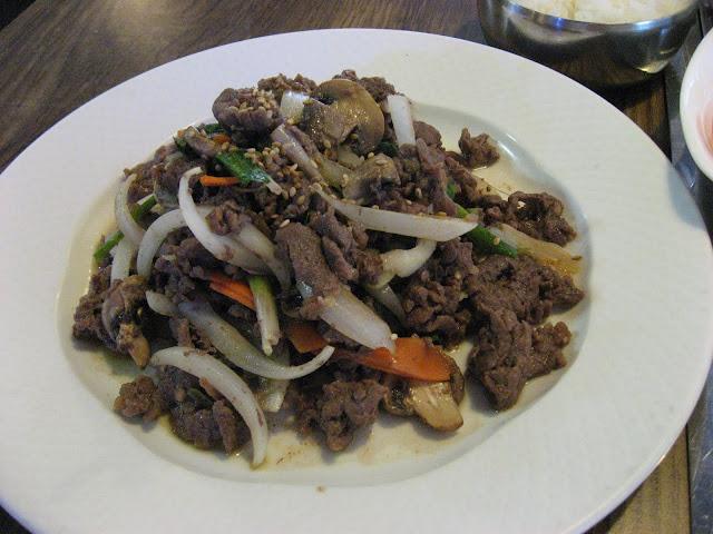 Seoul Kitchen Bbq Restaurant