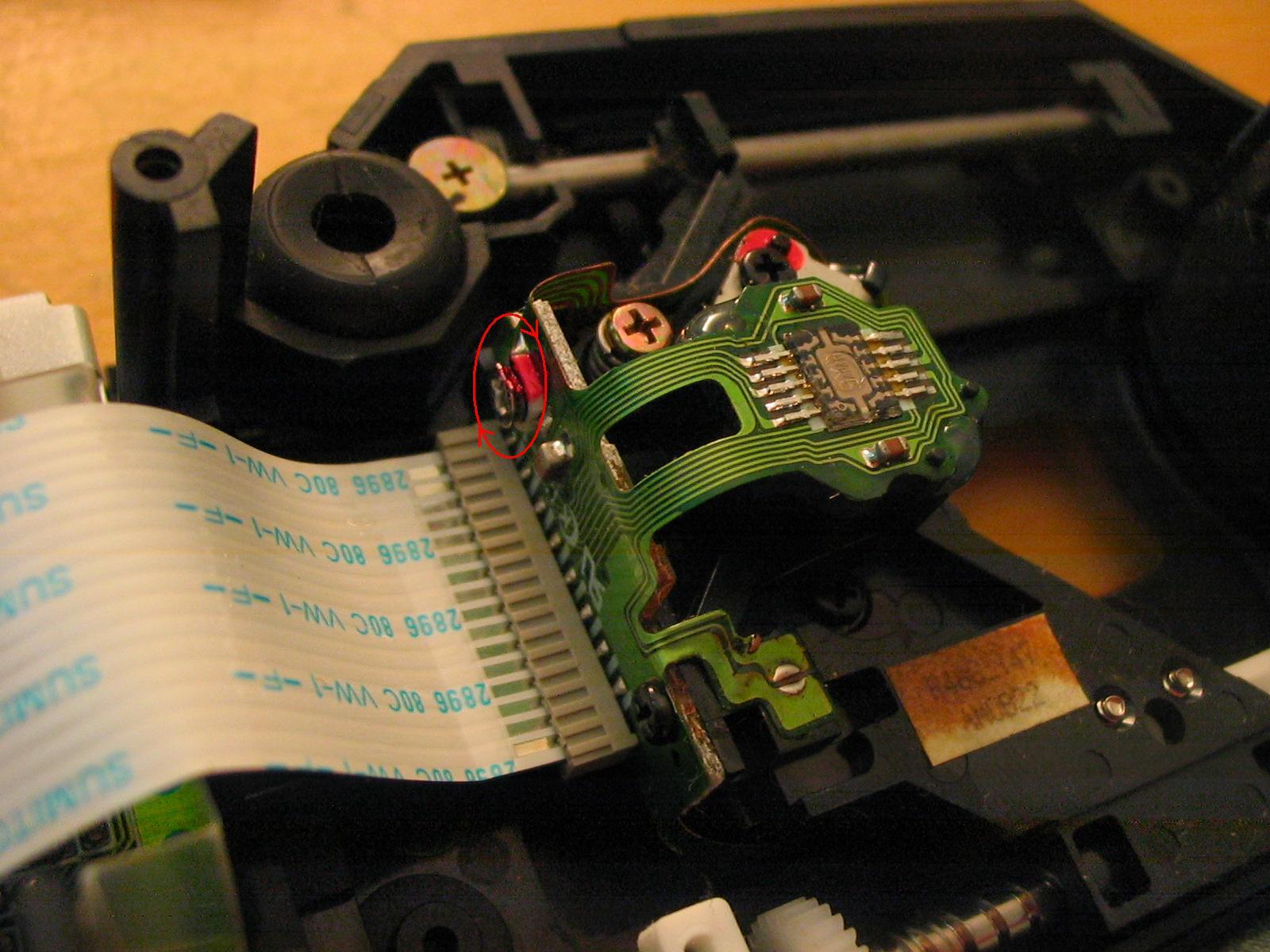 Little console hacker's corner: SEGA Dreamcast Laser