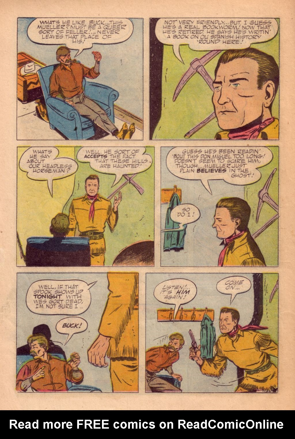 Four Color Comics issue 460 - Page 18