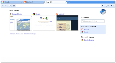New+Tab+ +Chromium