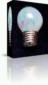 Enlightenment Image in 3D Artwork