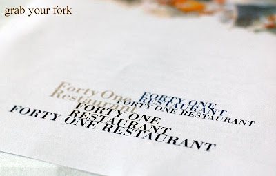 Forty Four Restaurant Nyc