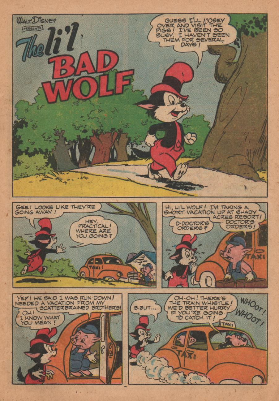 Walt Disney's Comics and Stories issue 194 - Page 13