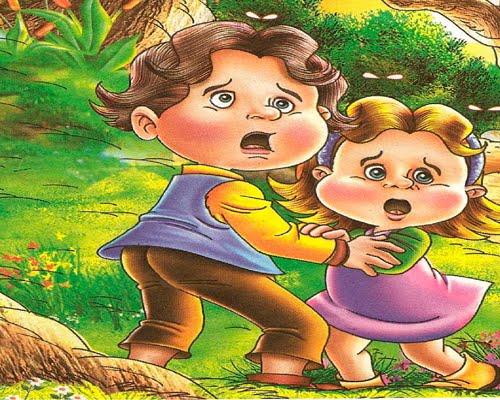 Cuentos Para Niños: Hansel Y Gretel