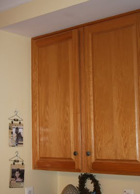 Distressing Kitchen Cabinets With Stain