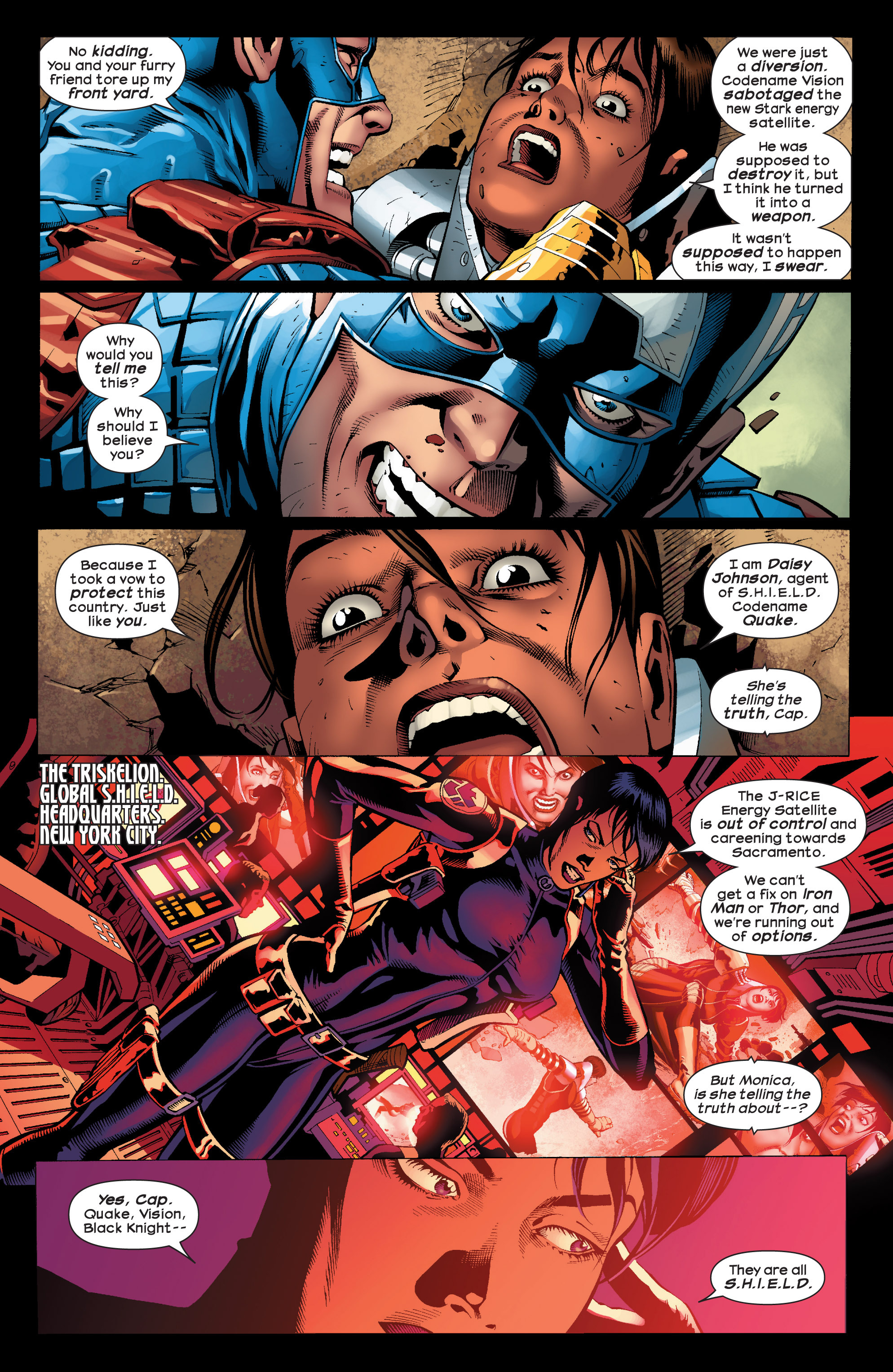 Read online Ultimate Comics Ultimates comic -  Issue #24 - 4
