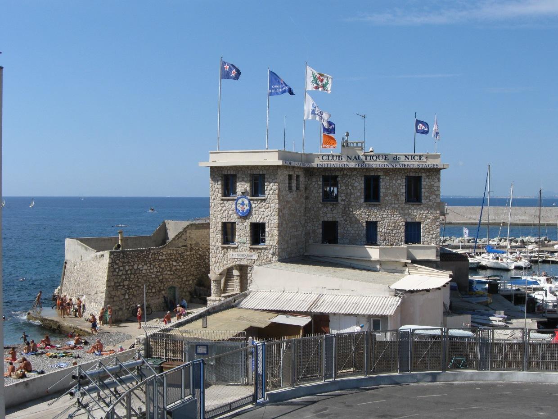 Club Nautique De Nice cultures et territoires: club nautique de nice