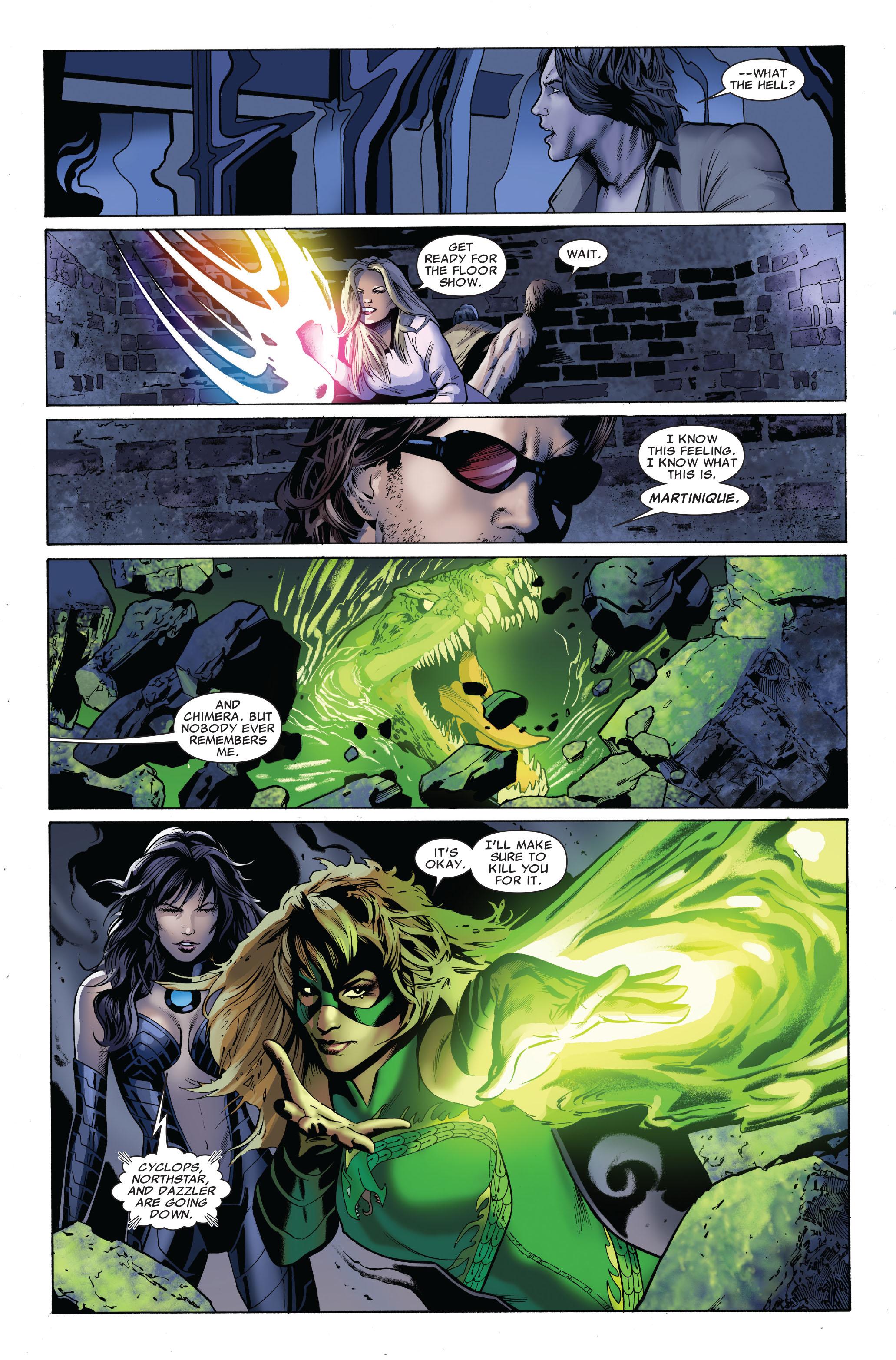 Read online Uncanny X-Men (1963) comic -  Issue #509 - 20