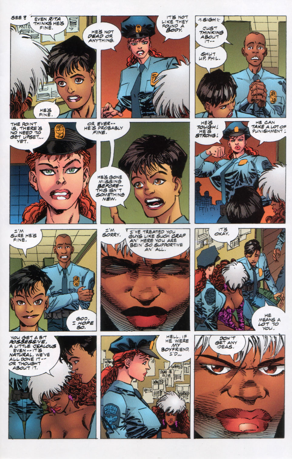 The Savage Dragon (1993) Issue #23 #26 - English 8
