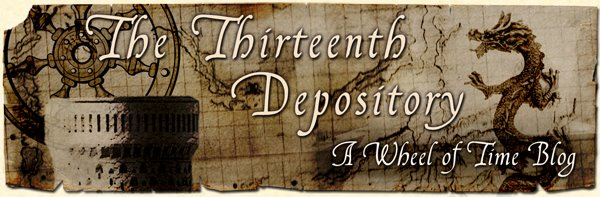 The Thirteenth Depository - A Wheel of Time Blog