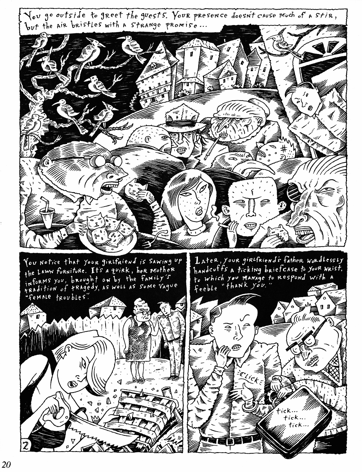 Drawn & Quarterly (1990) issue 7 - Page 22
