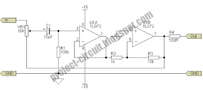 Electronics Technology: Volume and Balance Controls
