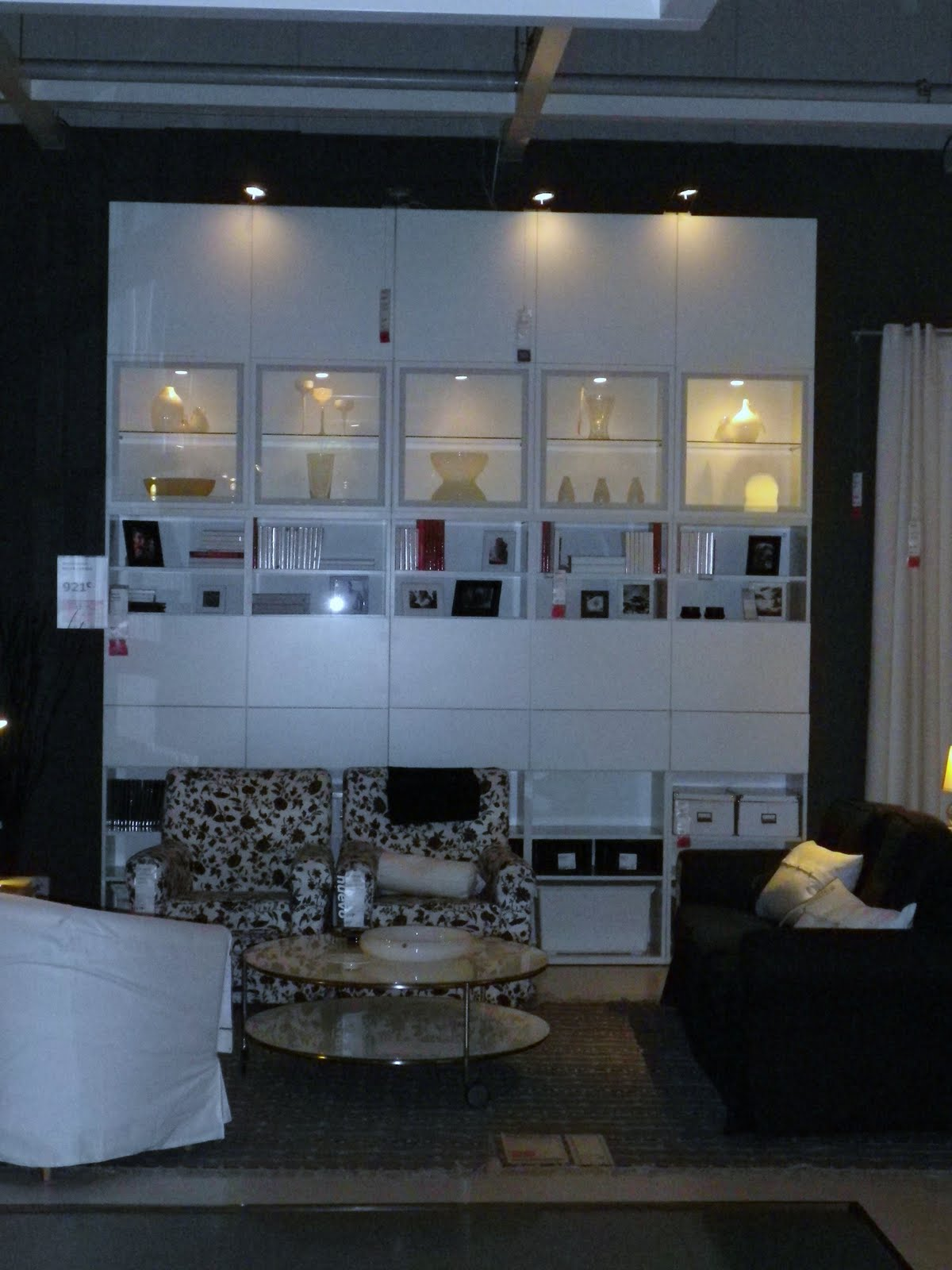 Salones Besta de Ikea Madrid del Este II  x4duroscom