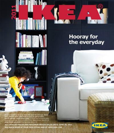 : Catálogo de ikea 2011. Novedades