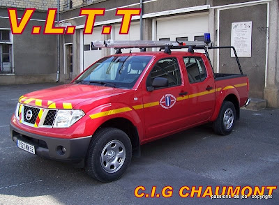sapeurs pompiers 52 v l t t ou v l h r nissan navara du c i g chaumont. Black Bedroom Furniture Sets. Home Design Ideas