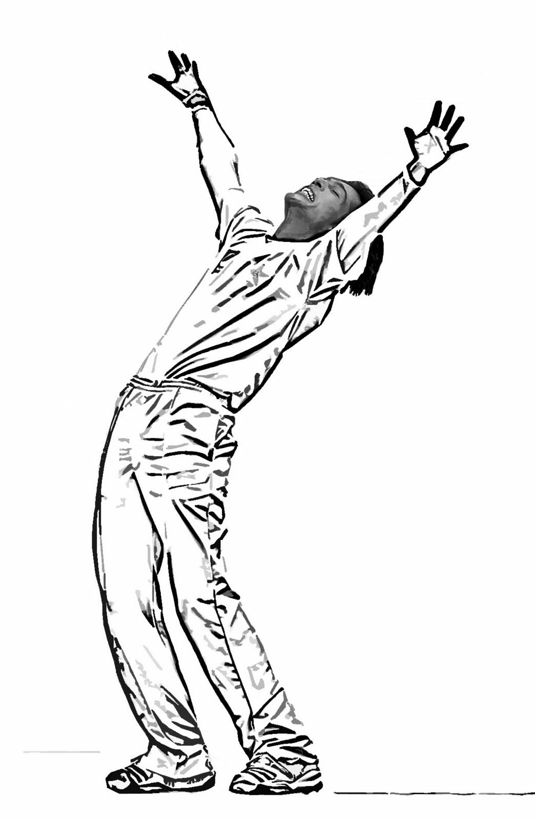 Cricket = Action = Art: How Sweet It Is!