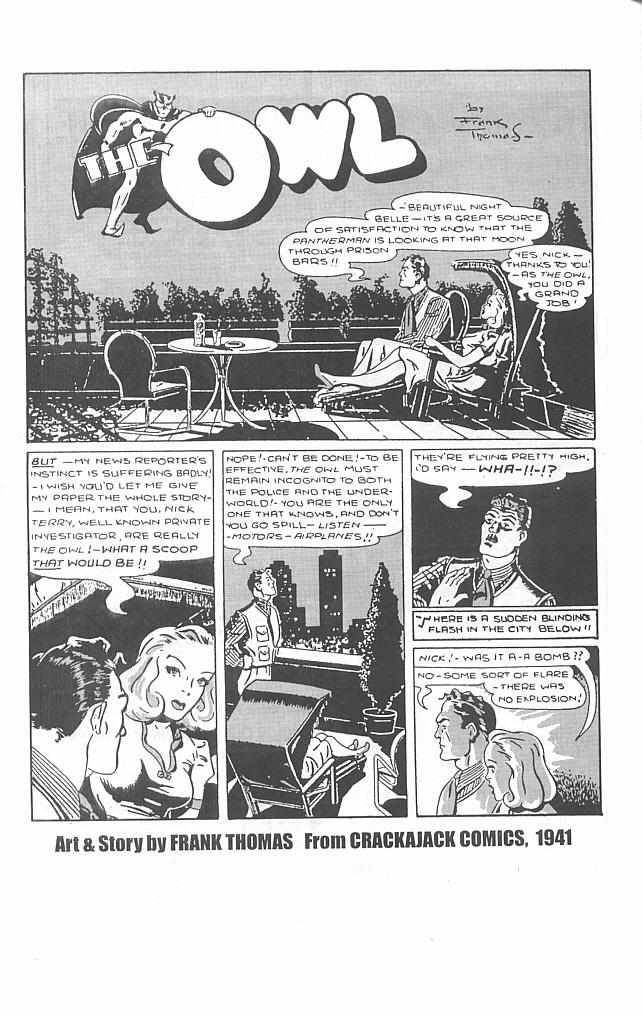 Read online Golden-Age Men of Mystery comic -  Issue #8 - 24