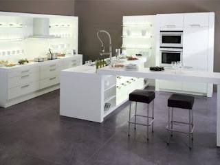 Interior Design Cuisine Ikea Blanche