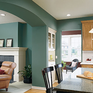 Interior House Colors: Feel Notice Dominant Interior Paint ...